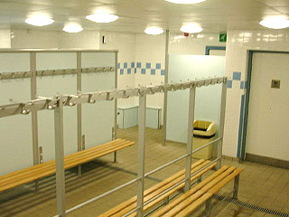 Riddings Pool Changing Rooms